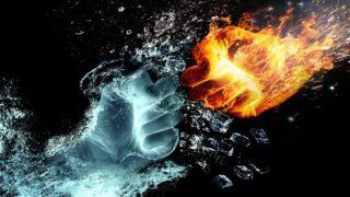 fire and water 2354583 1920 320x180 - Netflixオリジナルアニメ「Levius -レビウス-」を地上波で。