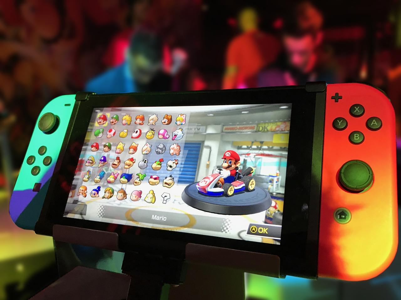 nintendo switch 2154437 1280 - モンスターハンター ライズも発売。2021年スイッチゲームおすすめソフトを人気のゲーム実況・配信でチェック。