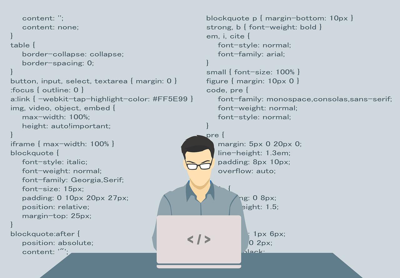 programmer 1653351 1280 - 【怪しい?】プログラミング・サクセスの評判について!ゆうたは信じて大丈夫?